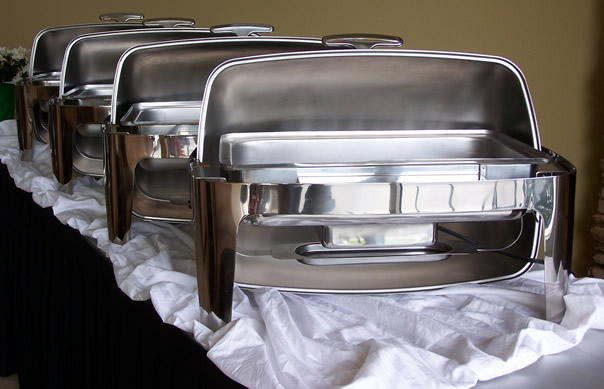 electric chafing dish heater fits virtually any full sized chafing dish